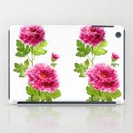 Chrysanthemum iPad Case