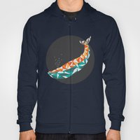 For the Love of Whales Hoody