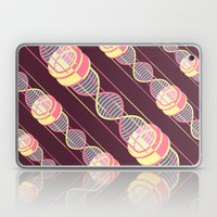 power time gravity love pattern Laptop & iPad Skin
