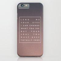 iPhone & iPod Case featuring Awake My Soul III by Zyanya Lorenzo