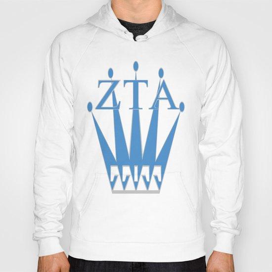 Zeta Tau Alpha, & Crown Hoody