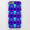 Skull pattern I iPhone & iPod Case