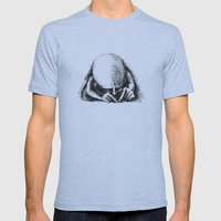 Ant II. Mens Fitted Tee Athletic Blue SMALL