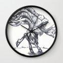 Dark Young of Shub-Niggurath Wall Clock