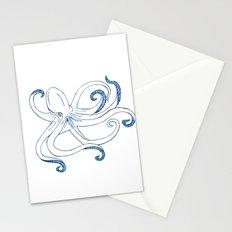 The Kraken Sketch Stationery Cards