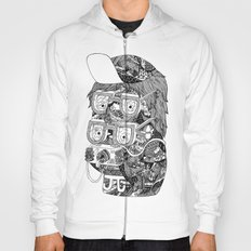 hipster Hoody