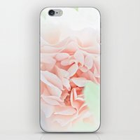 soft and pink iPhone & iPod Skin