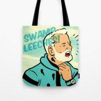 Swamp Leeches! Tote Bag