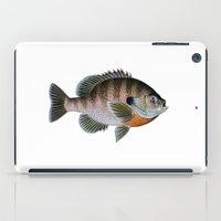 bluegill1 iPad Case