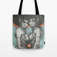 Nymphs (Ext) Tote Bag