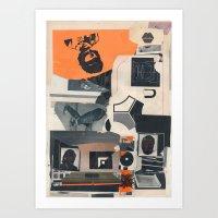 Indexe Art Print