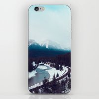Canadian Rocky Mountains… iPhone & iPod Skin