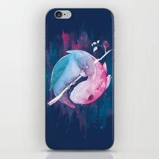 Love and Koi iPhone & iPod Skin