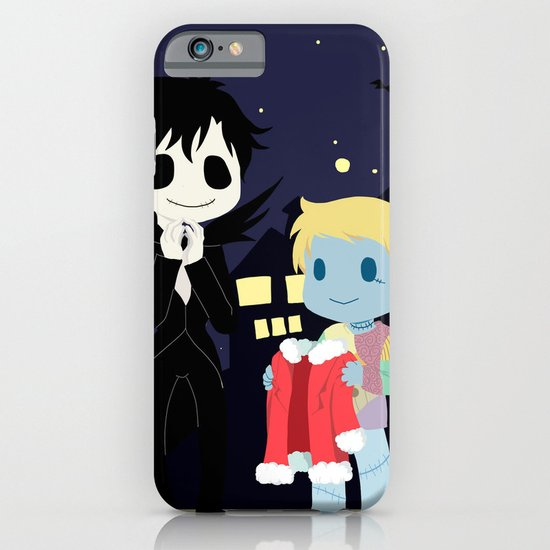 The nightmare before Sherlock iPhone & iPod Case