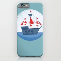 iPhone & iPod Case featuring Set Sail by Becky Gibson