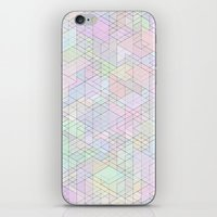 Panelscape - #9 society6 custom generation iPhone & iPod Skin