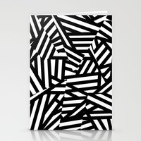 Simply Black and White 1 Stationery Cards