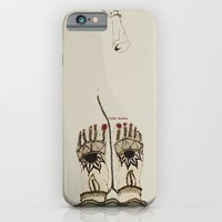 iPhone Cases featuring For a free Sahara by Cecilia Sánchez