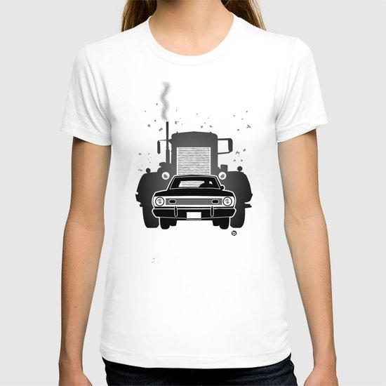 Steven Spielberg's DUEL T-shirt