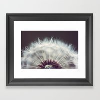 Germination Framed Art Print