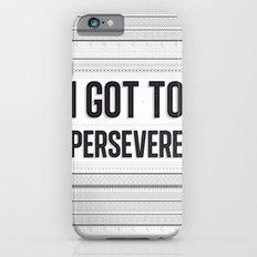 Persevere Slim Case iPhone 6s