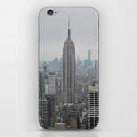 Dreamy NYC iPhone & iPod Skin