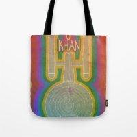 The Khan Slayer Tote Bag
