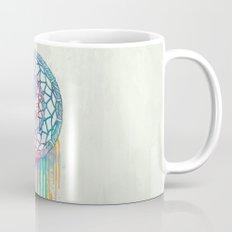 Watercolor Dream Catcher Mug