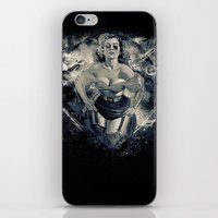 Space Breaker iPhone & iPod Skin