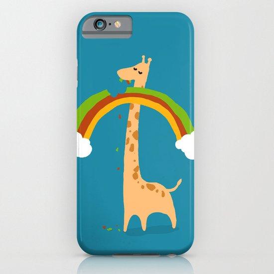 Taste of Happiness Rainbow iPhone & iPod Case