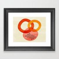 Abstract II Framed Art Print