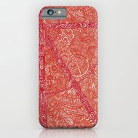 iPhone & iPod Case featuring heat by Rinneko