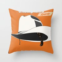 Champ Kind: Sports Throw Pillow