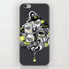 Life - Revisited iPhone & iPod Skin