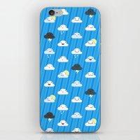 Forecast Feelings iPhone & iPod Skin