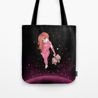 dearspace Tote Bag