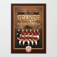 Poster Nostalgica - Gran… Canvas Print