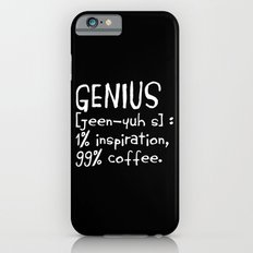 Coffee iPhone 6s Slim Case