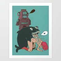 Sir: I got your letter and was glad to find you had not forgotten Art Print