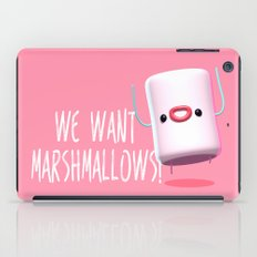What do we want?? iPad Case