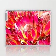PinkFlower9 Laptop & iPad Skin