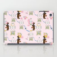 Easter Bunny Factory 12 … iPad Case
