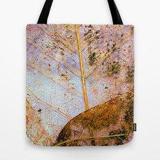 Leaf Skeletons Tote Bag