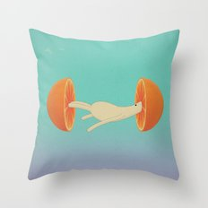 s p r e m u t o Throw Pillow