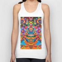 Cynosure Unisex Tank Top