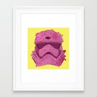 New Gorder  Framed Art Print