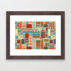 My Fair Milwaukee Framed Art Print