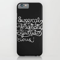 iPhone & iPod Case featuring Supercalifragilisticexpialidocious by Tracie Andrews