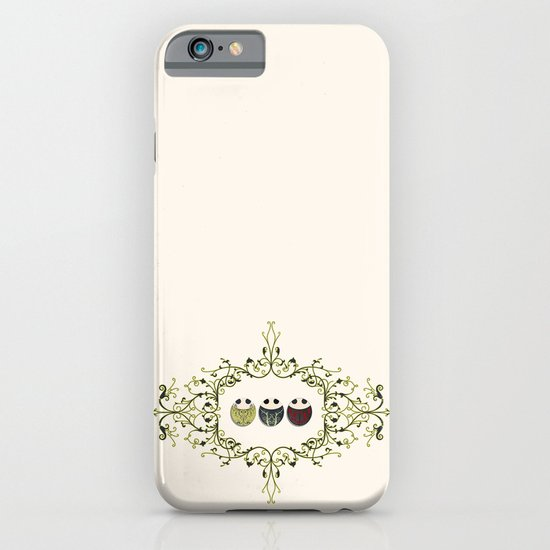 One for all, all for one! iPhone & iPod Case