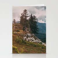 Northwest Forest Stationery Cards